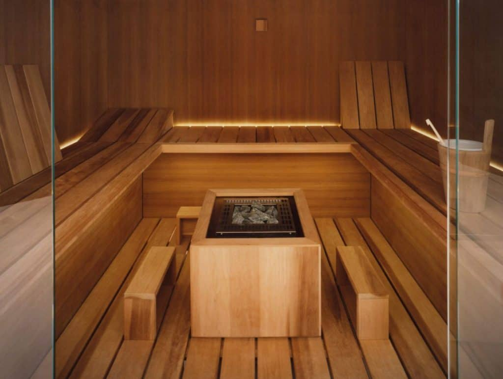 Effegibi finishe Sauna Air
