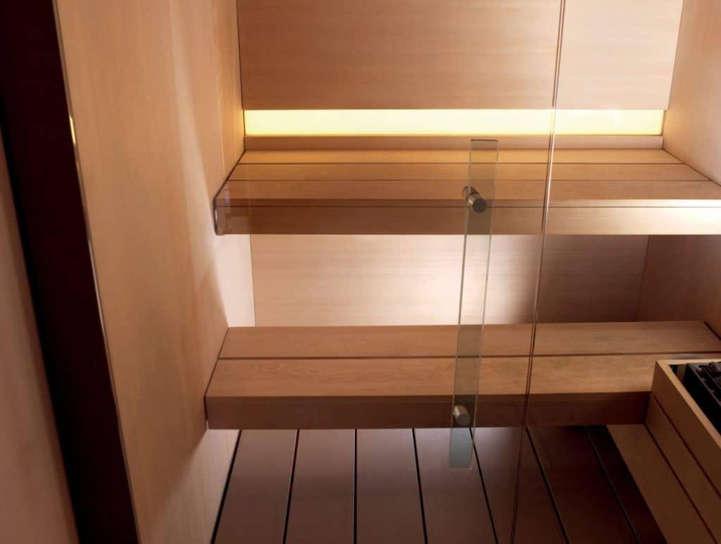 Effegibi finishe Sauna Logica S