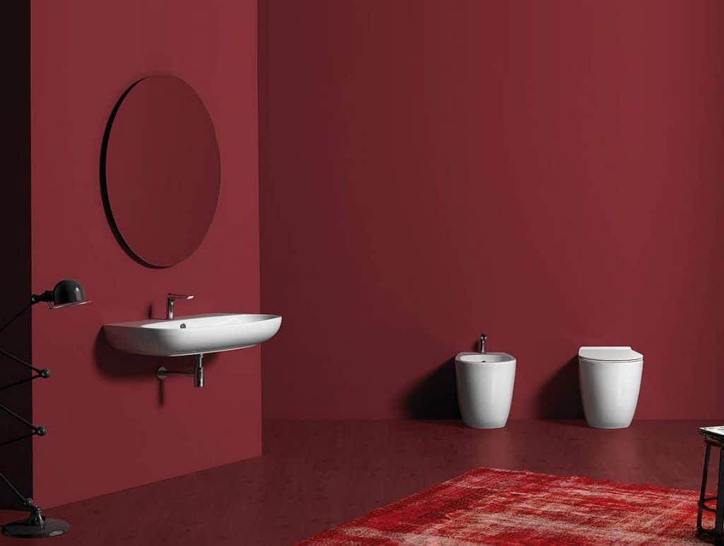 Simas Waschbecken Vignoni Serie Design