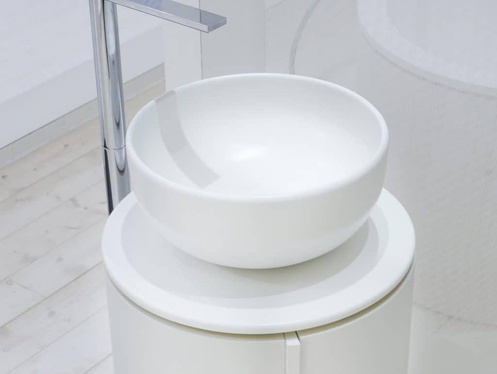 Ceramica Cielo Waschbecken Tiberino von Serie Arcadia