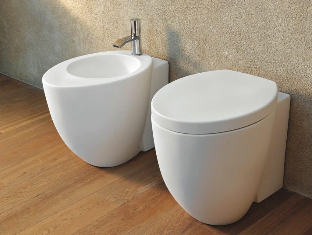 Ceramica Cielo WC und Bidet Le Giare