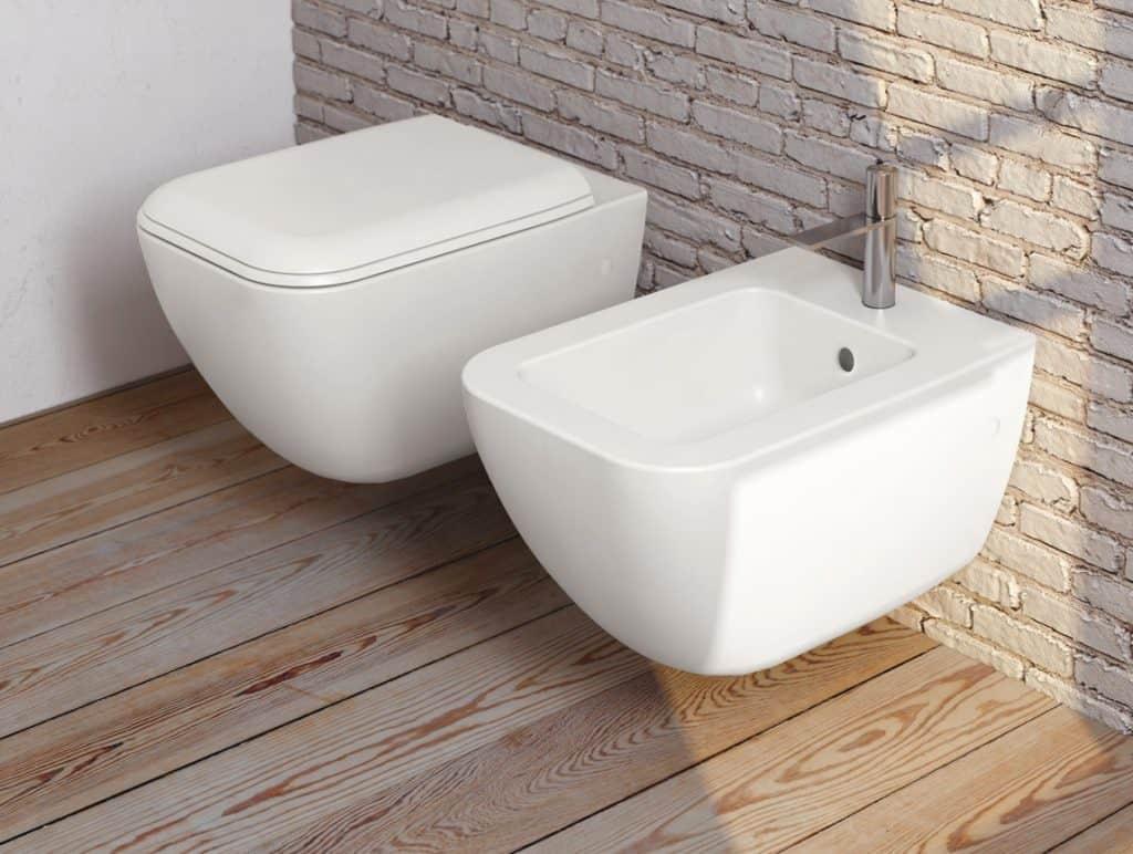 Ceramica Cielo WC und Bidet Shui Comfort