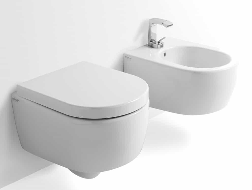 Ceramica Cielo WC und Bidet Smile