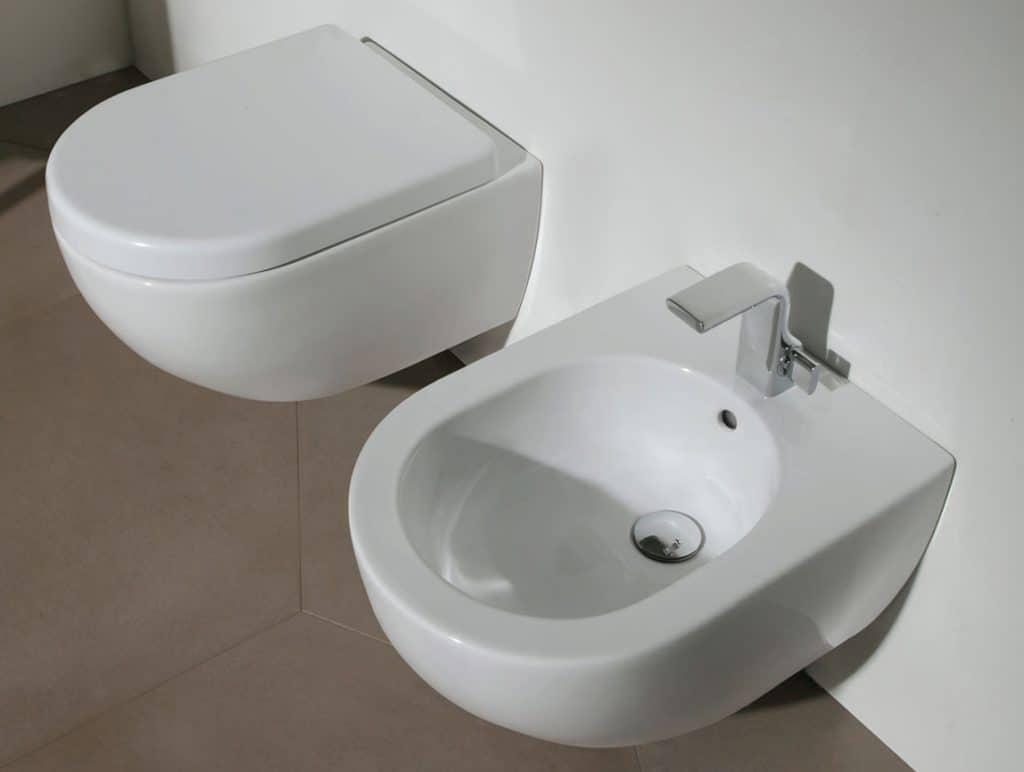 Ceramica Flaminia WC und Bidet App
