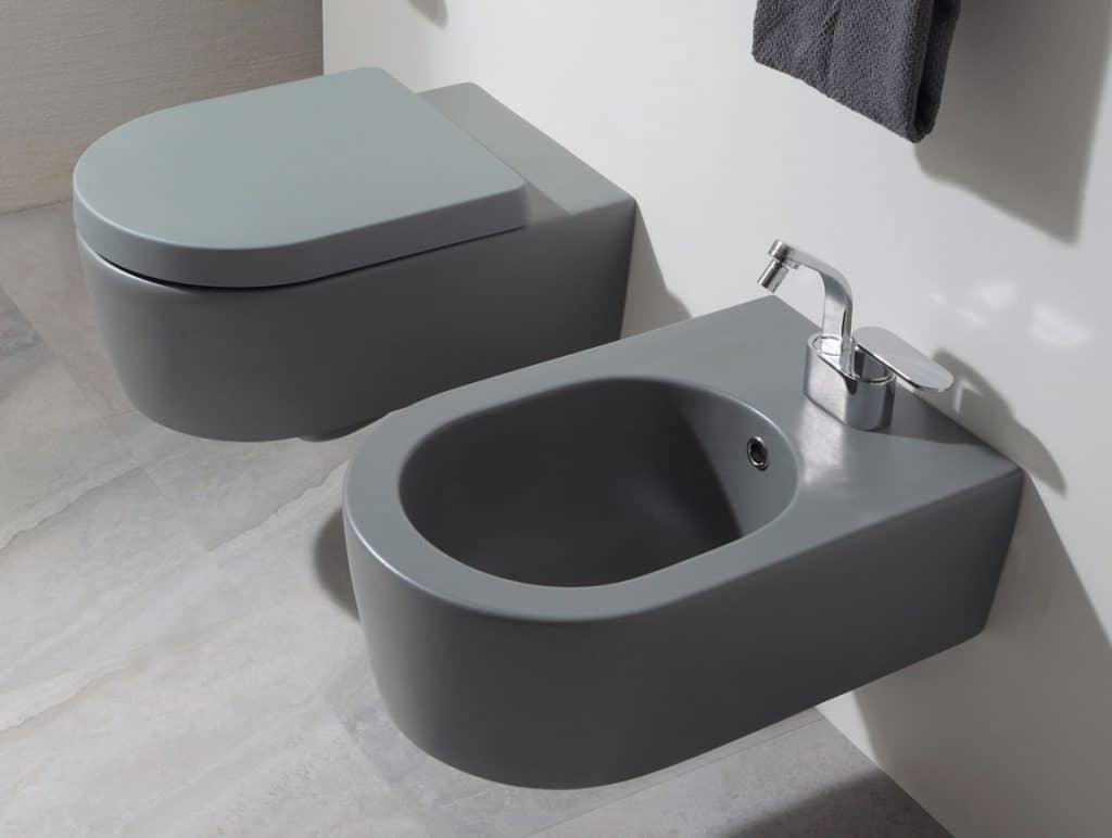Ceramica Flaminia WC und Bidet Link