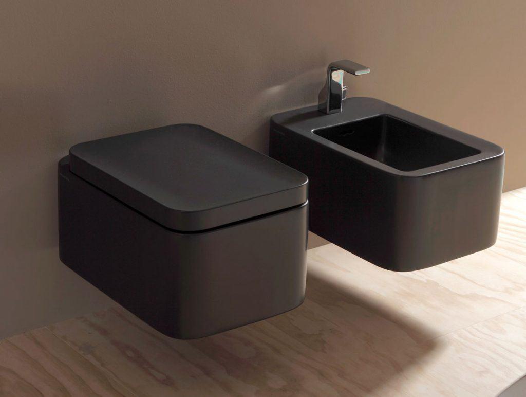 Ceramica Flaminia WC und Bidet Nile