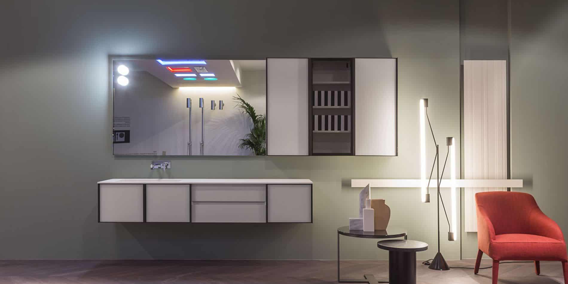 Bathroom Furniture Colection Bespoke from Antonio Lupi