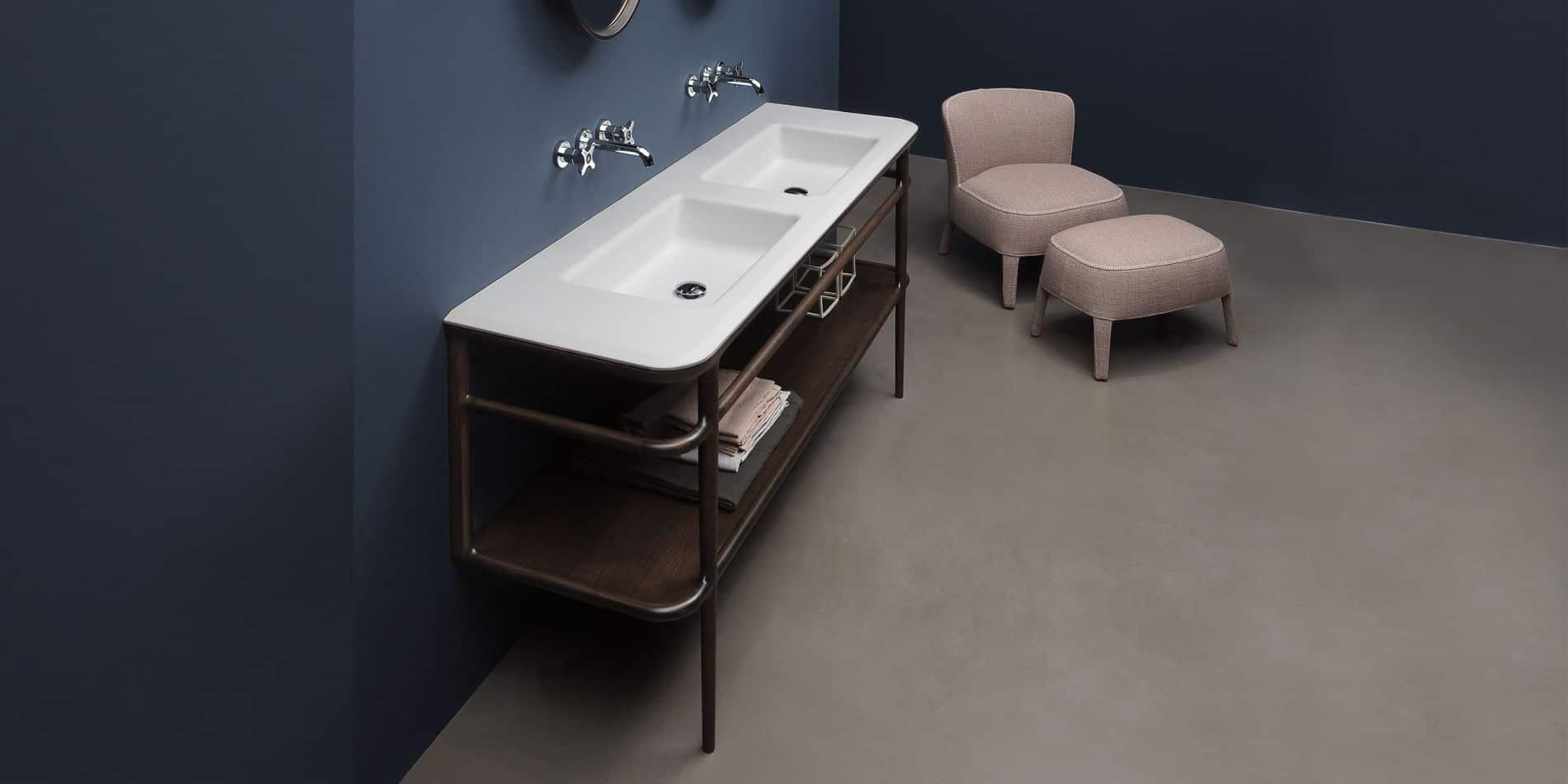 Bathroom Furniture Colection Ilbagno from Antonio Lupi