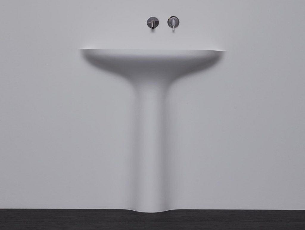 Antonio Lupi Waschbecken Serie Calice