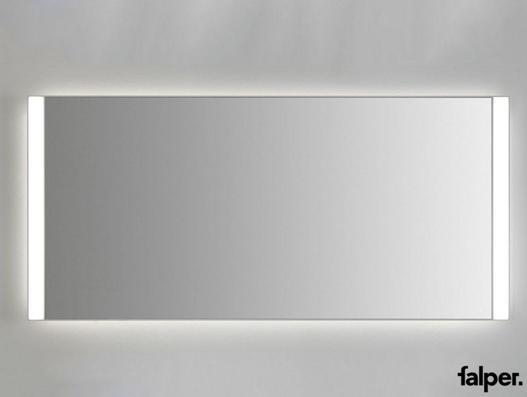 Falper Spiegel Serie Quattro.Zero