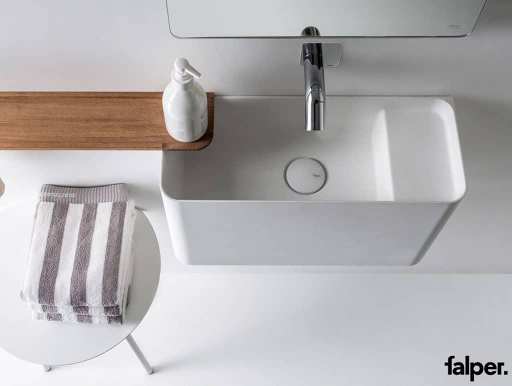 Falper Waschbecken Bauletto