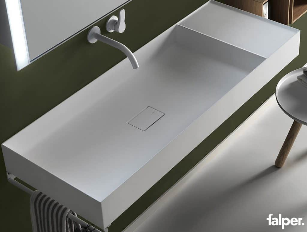 Falper Waschbecken Quattro.Zero