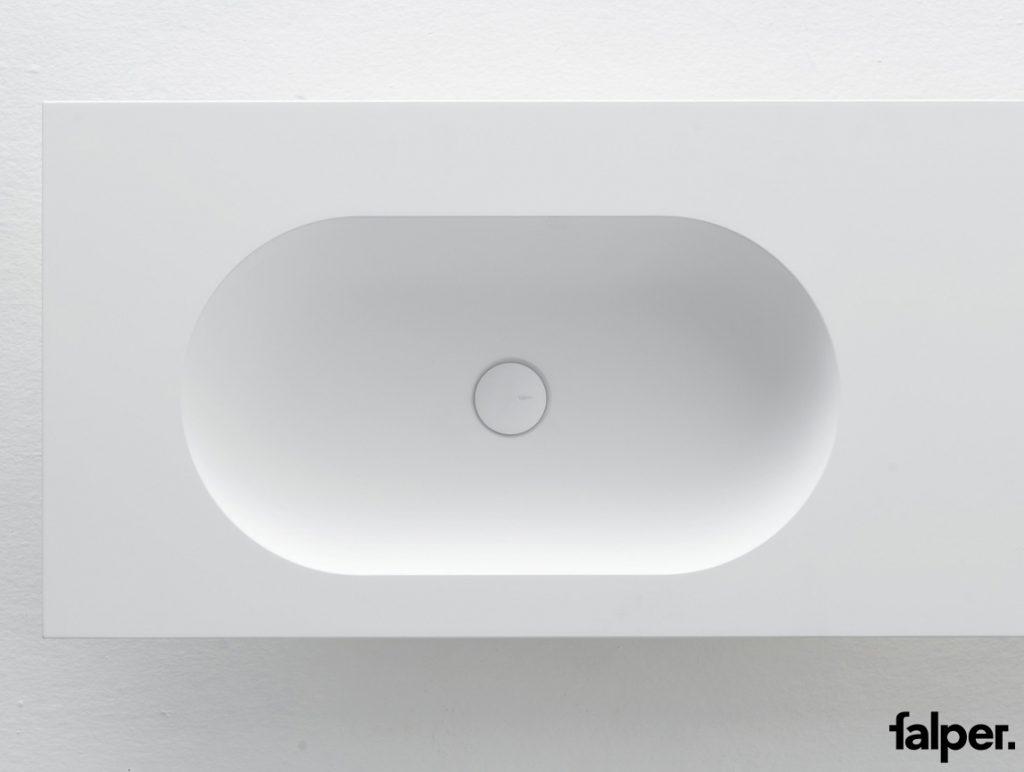 Falper Waschtische Oval