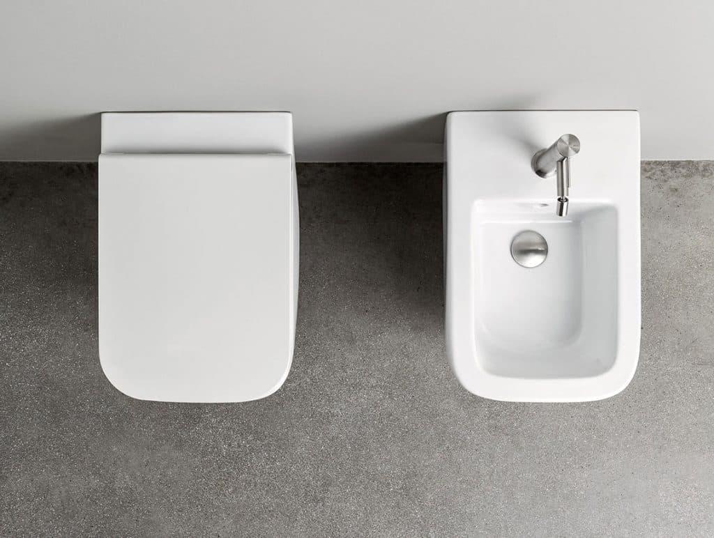 Rexa Design WC + Bidet Kombination Maybe.2