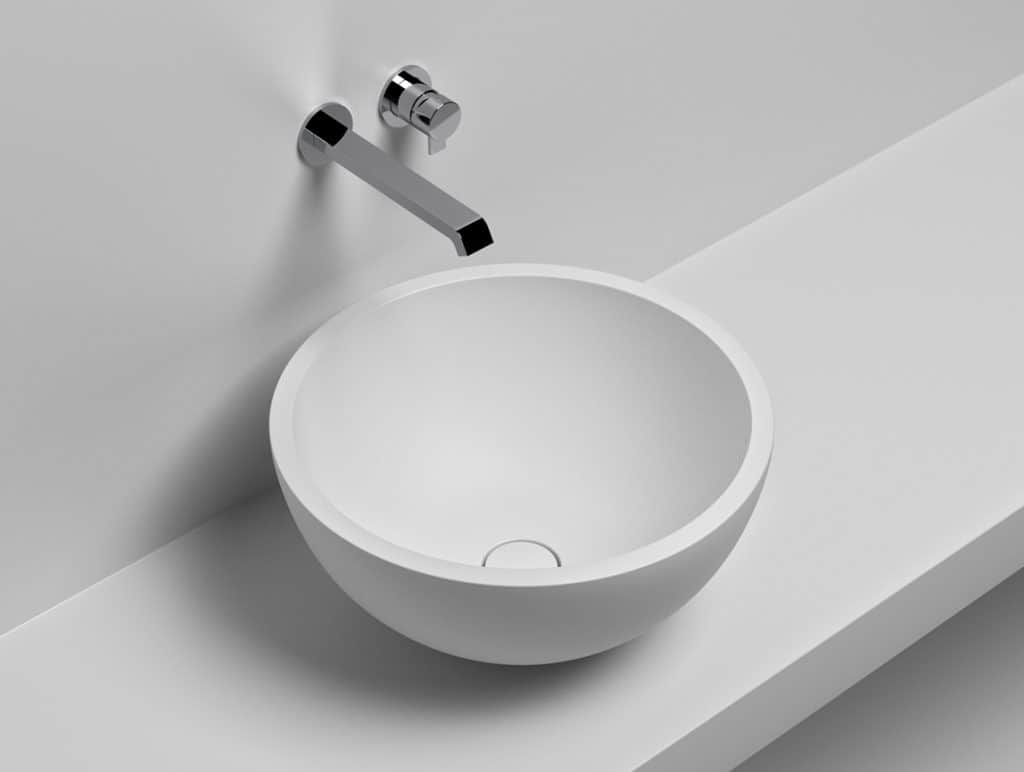 Sign IO Waschbecken aus Astone®