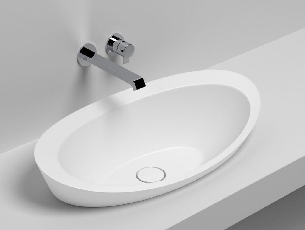Sign Origine Waschbecken aus Astone® oder Keramik