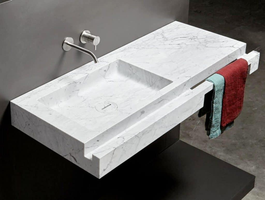 Antonio Lupi Waschbecken Cut