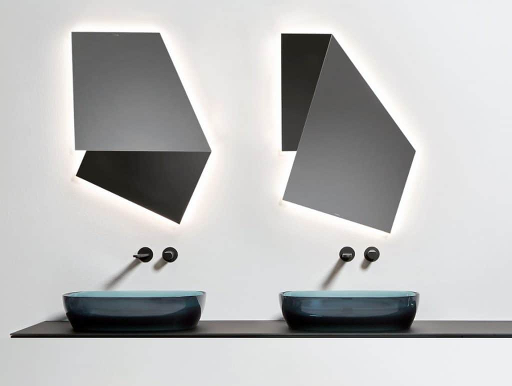 Antoniolupi Spiegel Serie Specchi di Carta
